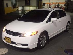 Honda Civic Lx 1800 Blanco Modelo 2011