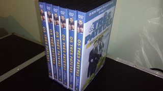 Dvd Box Os 3 Patetas - Dublado (série Original Anos 50 )