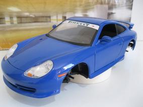 Porsche 911 Carrera - 1/18 Burago