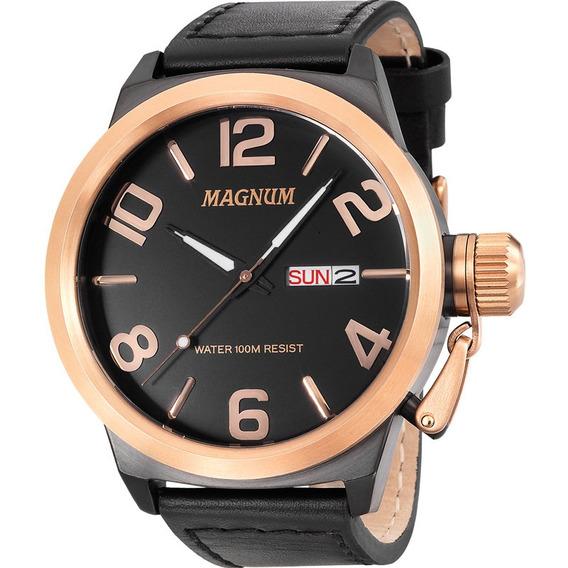 Relógio Magnum Masculino Original Garantia Nota Ma33399u
