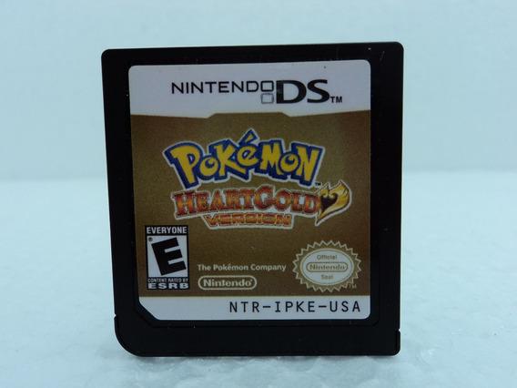 Pokemon Heart Gold Version -só A Fitinha- Em 12x Sem Juros!