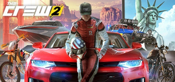 The Crew 2 Original Steam Online Envio Imediato.
