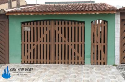 Casa 2 Dormitórios 1 Suite Mongaguá - 3549