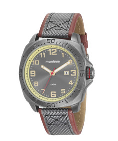 Relógio Mondaine Masculino 99354gpmvsj2 Esportivo Original