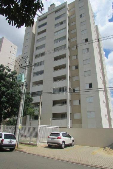 Apartamento Com 3 Dormitórios À Venda, 80 M² Por R$ 480.000,00 - Parque Santa Cecília - Piracicaba/sp - Ap3647