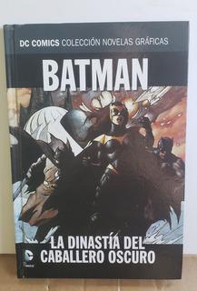 Dc Comics Salvat Batman La Dinastía Del Caballero Oscuro 75