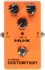 Pedal Nux Classic Distortion