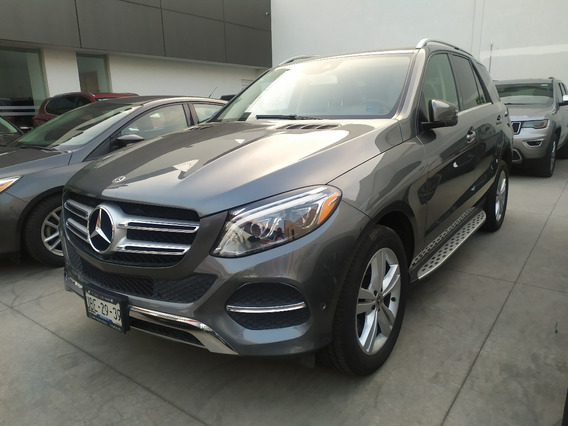 Mercedes Benz Gle 350 Exclusive 2018