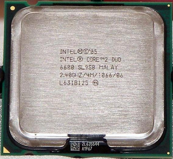 Processador Core 2 Duo 2.40ghz