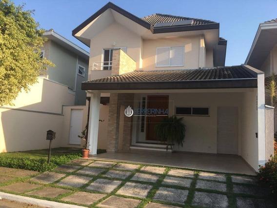 Casa Com 4 Dormitórios À Venda, 215 M² Por R$ 960.000 - Urbanova - São José Dos Campos/sp - Ca1844