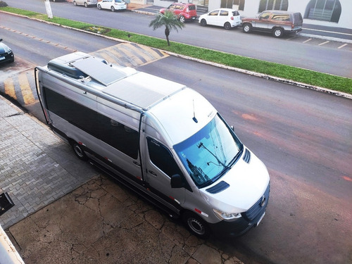 Montagem De Motorhome - Sprinter 415 Extra Longa - Rigon
