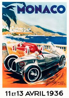 Posters Vintage De Carreras