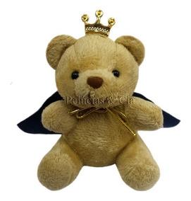 Mini Chaveiro Urso Principe Lembrancinha Maternidade Unidade