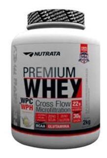 Whey Premium 2kg - Nutrata
