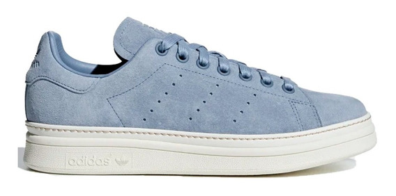 Tenis Originals Stan Smith New Bold Mujer adidas B37299