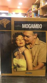 Mogambo Colección Cine De Oro-aguilar -dvd Original Lanus