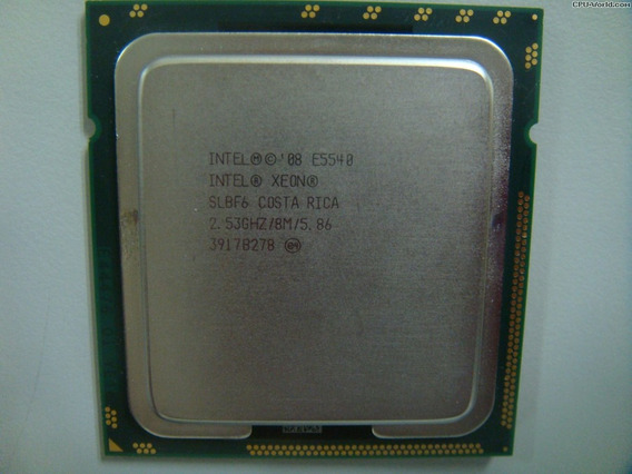 Processador Intel Xeon E5540 P/dell Poweredge R410 R610 R710