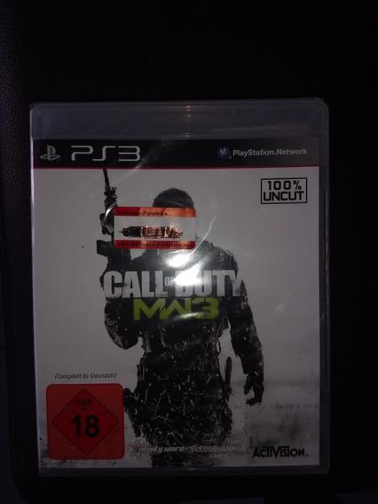 Call Of Duty Novo Lacrado Ps3