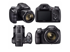 Camera Semiprofissional Sony Dsc Hx1