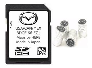 Tarjeta Navegacion Mazda 3 2019 Nuevo Gps + Regalos
