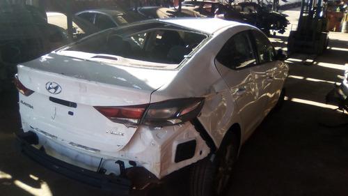 Sucata Hyundai Elantra 2013 E 2017 ( Para Venda De Peças)