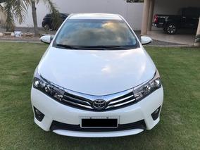 Toyota Corolla Xei 2.0 Flex Ano 2015 Modelo 2016.
