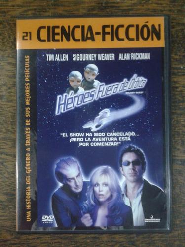 Imagen 1 de 4 de Heroes Fuera De Orbita (1999) * Dvd * Ciencia Ficcion *