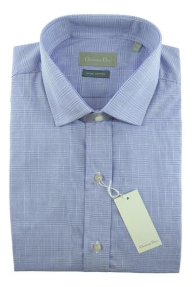 Camisa Hombre * Christian Dior* Clasica O Entallada Art. #13