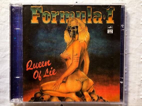 Formula 1 - Queen Of Lie