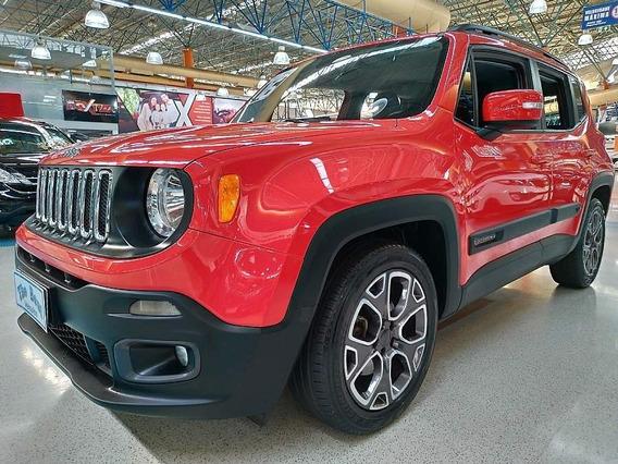 Jeep Renegade Longitude 1.8 16v Automático 2016