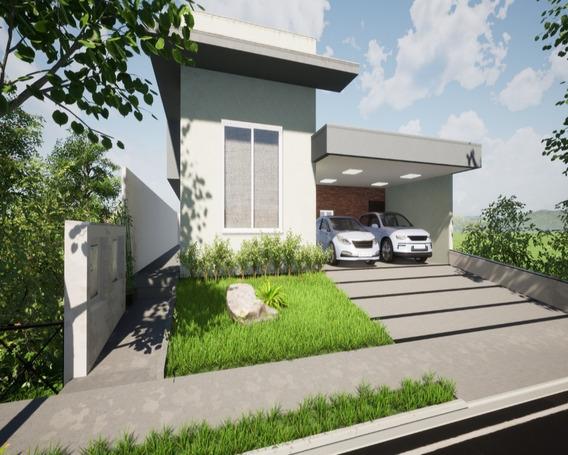 Casa Em Condomínio À Venda No Chacara Ondina- Sorocaba/sp - Cc04566 - 68116444