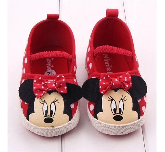 Sapatilha Minnie - Disney Baby