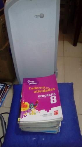 Geografia 8 Ano E  Caderno De Atividades Para Viver Juntos