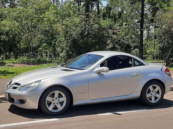 Mercedes-benz Slk 200 1.8 Kompressor Roadster