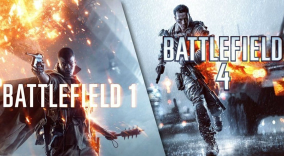 Battlefield 1 E 4 Midia Digital Xbox One