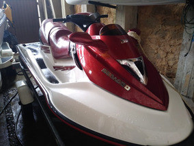 Waverunner Moto Acuatica Sea Doo Gtx 1300 Con Remolque