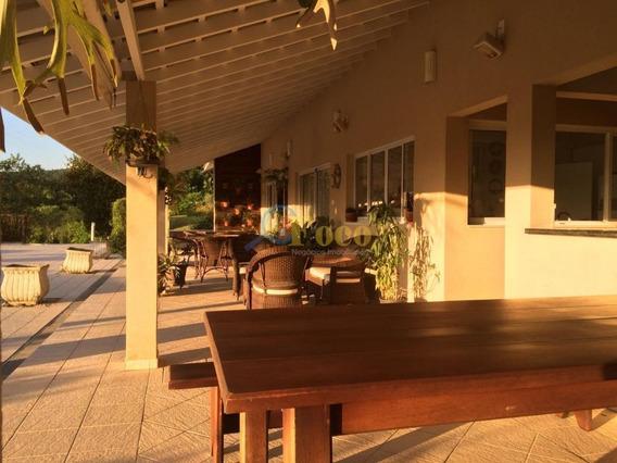 Chácara Residencial À Venda, Condomínio Glebas San Diego, Itatiba - Sp. - Ch0123