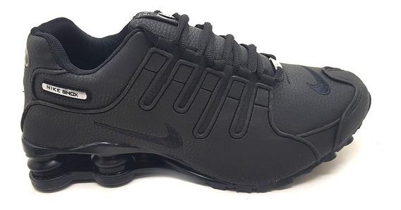 Tênis Masculino Nike Shhox Nz 4 Molas Caminhada Frete Grátis
