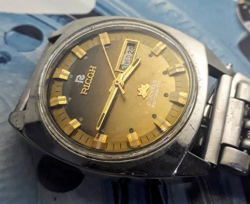 Relógio Ricoh Automático Ótimo Estado