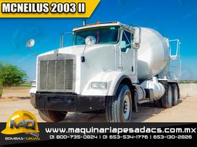 Camion Revolvedora Kenworth - Mcneilus 2003, Hormigonera