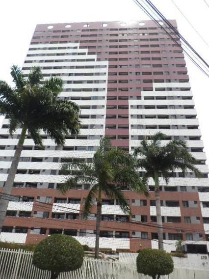 Apartamento Com 3 Dormitórios À Venda, 62 M² Por R$ 420.000 - Aldeota - Fortaleza/ce - Ap4049