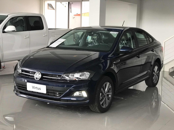Volkswagen Virtus 1.6 Msi Highline 2020