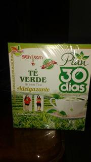 Te Verde Capsulas Camellia Sinensis Para Adelgazar - Salud y