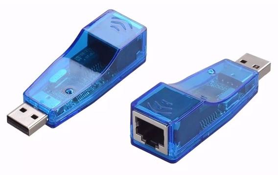 Usb Conectador 1x Rj-45