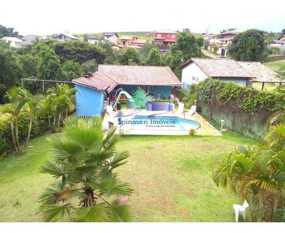 Chácara Em Condomínio Em Atibaia - Cc00358