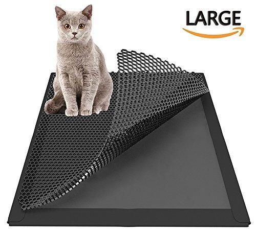 Highland Farms Seleccione Cat Litter Mat Cat Litter Box Trap