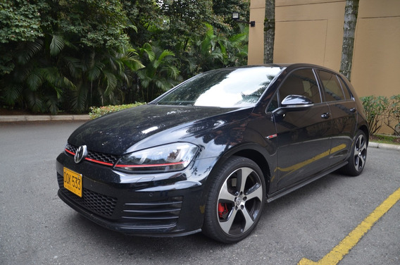 Volkswagen Golf - Gti Dsg Performance 2.0l -turbo. 13000km.