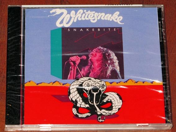 Whitesnake Snakebite Cd Nuevo Importado