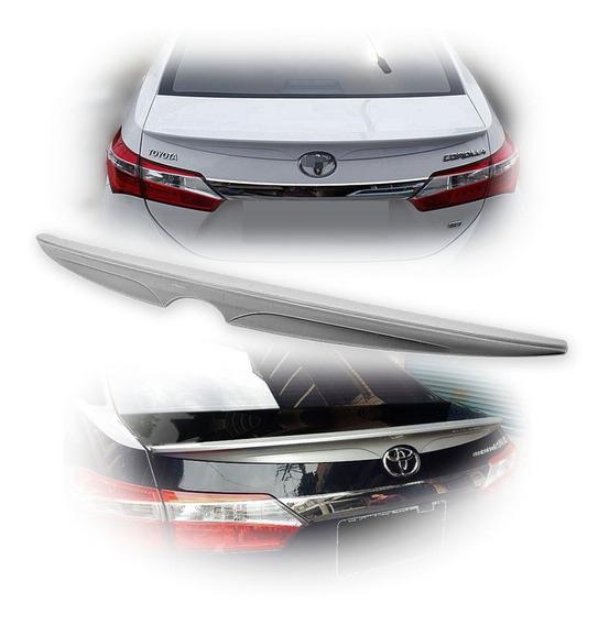 Corolla 2014 / 2019 Aleron Spoiler Importado Tuningchrome