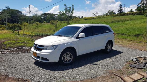 Dodge Journey 2010 7puestos Blanco 2.4l